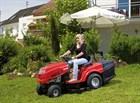 Садовые трактора и минирайдеры