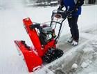 Завтра снегопад! Спешите приобрести снегоуборщик!