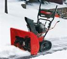 Как правильно хранить снегоуборщик после зимы