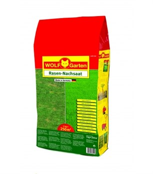 Смесь семян для газона подсевная L-RV 250/RU 5 кг - фото 4176