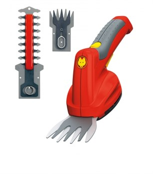 Ножницы аккумуляторные для газона и живой изгороди набор 3-в-1 Finesse Set - фото 4243