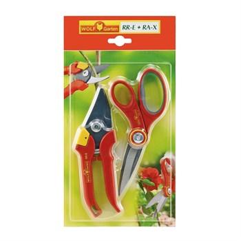 Ножницы многоцелевые и секатор в наборе WOLF-Garten RR-E/RA-X - фото 4722
