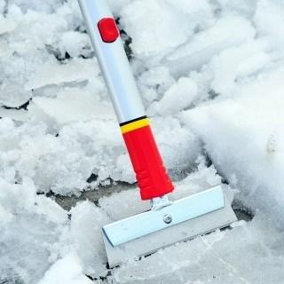 Скребок для льда и снега WOLF-Garten IC-M 15 см - фото 4961