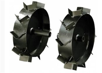 Колеса металлические для культиваторов MTD T/240 (330х80 мм) - фото 5053