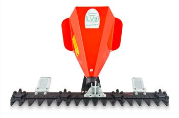 Косилка полупрофессиональная Ghepard 107 см для мотоблока вид 1