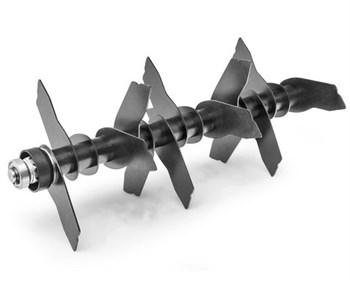 Вал сменный с ножами для вертикуттера Optima 37 VE - фото 6460