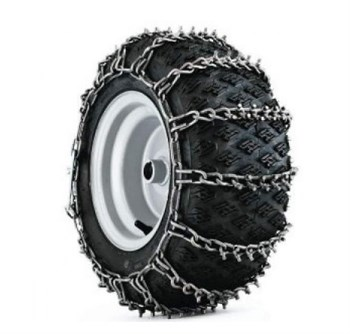 Цепи на колеса трактора NX15 SD - фото 6570