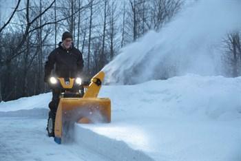 Снегоуборщик бензиновый Cub Cadet XS3 76 SWE - фото 7384