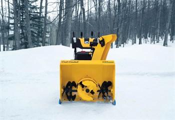 Снегоуборщик бензиновый Cub Cadet XS3 76 SWE - фото 7385