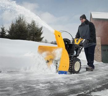 Снегоуборщик бензиновый Cub Cadet XS3 76 SWE - фото 7386