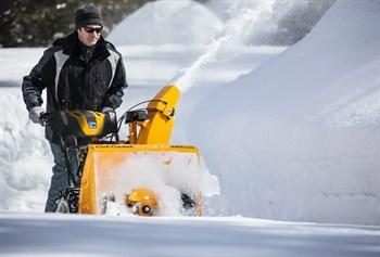 Снегоуборщик бензиновый Cub Cadet XS3 76 SWE - фото 7387