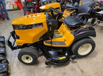 Садовый трактор Cub Cadet XT3 QS127 - Уценка! - фото 8216
