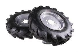 Мобил К колесо резиновое 4,0х8 для МК
