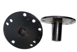 Мобил К ступица для резинового колеса на мотоблок 30 мм